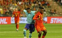 هدفا مباراة بلجيكا وهولندا