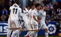 هدف ريال مدريد في هويسكا