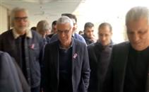 زيارة جهاز منتخب مصر لمستشفى بهية