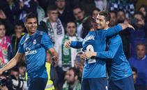 ملخص فوز ريال مدريد على ريال بيتيس