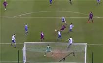فرناندينيو يهدر هدف للسيتي أمام ويجان