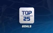أفضل 25 هدف فى الاسبوع