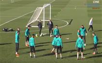 لقطات من مران ريال مدريد استعداداً للقاء ليجانيس