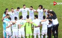 ملخص مباراة جرين بافالوز والمصري