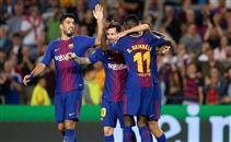 أهداف مباراة برشلونة وجيرونا