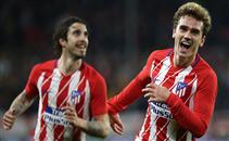 أهداف مباراة إشبيلية وأتلتيكو مدريد