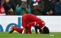 محمد صلاح يسجل هدفه الرابع في واتفورد