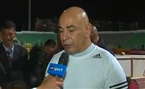 ماذا قال حسام حسن بعد لقاء سيمبا بالكونفدرالية؟