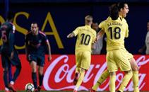 أهداف مباراة فياريال وأتلتيكو مدريد