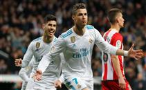 ملخص فوز ريال مدريد على جيرونا