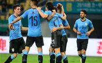 هدفا أوروجواي في التشيك