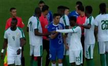 هدفا مباراة السنغال وأوزبكستان