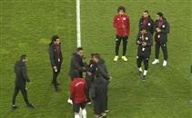 أجواء لاعبي منتخب مصر قبل مباراة البرتغال