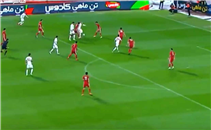 ملخص مباراة تونس وإيران