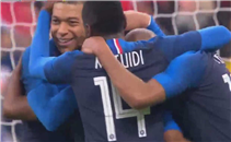 هدف ثاني رائع لفرنسا في كولومبيا