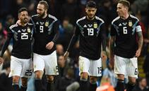 هدفا الأرجنتين في إيطاليا