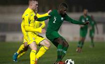هدفا مباراة أوكرانيا والسعودية