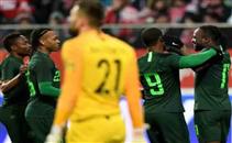 هدف نيجيريا في بولندا