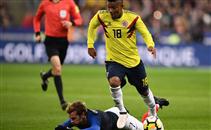 ملخص المباراة المثيرة بين فرنسا وكولومبيا