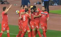 أهداف مباراة قطر وسوريا