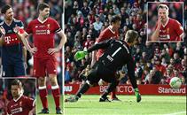 ملخص مباراة الأساطير بين ليفربول وبايرن ميونيخ