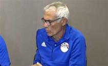 كوبر: الشناوي يمتلك خبرات اللعب للأهلي