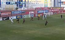 عمرو وردة يصنع هدفاً أمام بلاتانياس