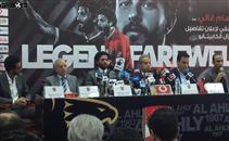 البدري عن اعتزال غالي: ما زال قادرا على العطاء