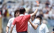أسرع حالة طرد فى تاريخ كأس العالم