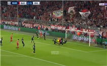 مولر يهدر هدف ثاني لبايرن أمام الريال