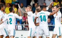 أهداف مباراة فياريال وريال مدريد