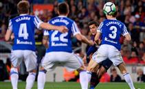هدف برشلونة فى ريال سوسيداد