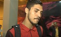 تصريحات محمد شريف بعد مباراة المصري