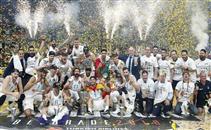 فوز ريال مدريد ببطولة أوروبا للسلة