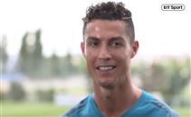 رونالدو عن صلاح: لاعب رائع ولكن لا يشبهني
