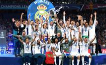 تتويج ريال مدريد بدوري الأبطال