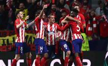 هدف أتلتيكو مدريد في أرسنال