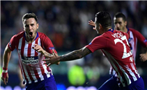 هدف صاروخي لساؤول أمام ريال مدريد
