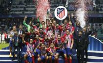 تتويج أتلتيكو مدريد بالسوبر الأوروبي