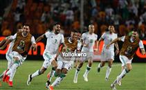أهداف مباراة الجزائر ونيجيريا