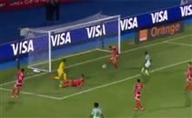 فرصة ضائعة لنيجيريا أمام تونس