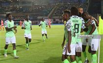 هدف نيجيريا في تونس