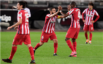 هدف أتلتيكو مدريد في فالنسيا