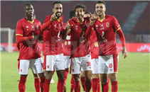 أهداف الأهلي أمام غزل المحلة