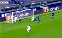 هدف رونالدو أمام دينامو كييف