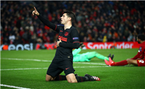 أهداف مباراة ليفربول وأتلتيكو مدريد