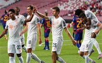 أهداف مباراة برشلونة وبايرن ميونيخ