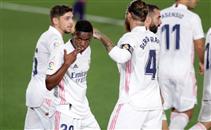 هدف ريال مدريد في بلد الوليد