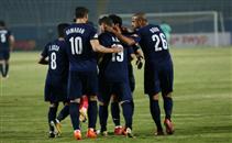 أهداف مباراة بيراميدز والاتحاد الليبي
