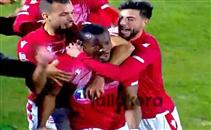 أهداف مباراة النجم الساحلي والمقاولون العرب